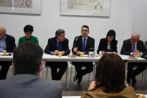 19 04 16- DINAR COLLOQUI-REPENSANT EL MODEL DE NOU- ROLS DEL CATSALUT I DE L'ICS (2)
