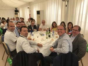 Equipo de Faura-Casas en el Fòrum de l'Auditor