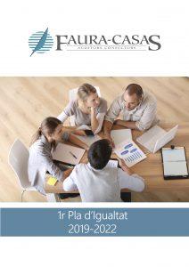Pla d'Igualtat 2019-2022
